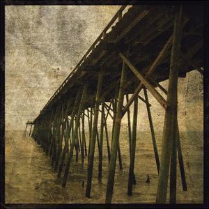 Ocean Pier No. 1 by John W. Golden