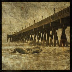 Ocean Pier No. 2 by John W. Golden