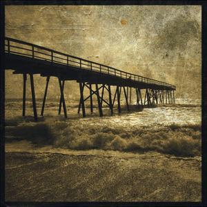 Ocean Pier No. 3 by John W. Golden