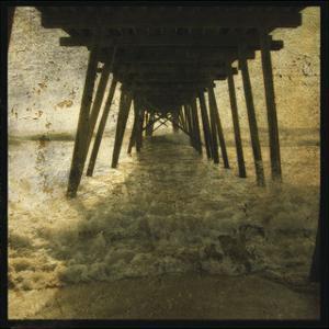Pier Break by John W. Golden