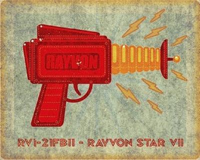 Rayvon Star VII by John W. Golden