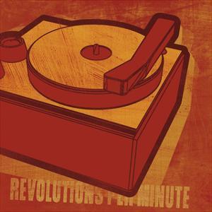 Revolutions per Minute by John W. Golden