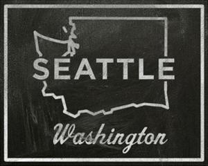 Seattle, Washington by John W. Golden