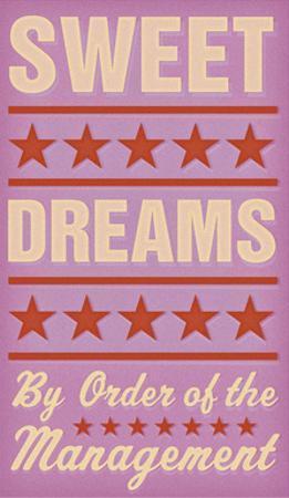 Sweet Dreams by John W. Golden