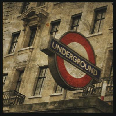 Underground by John W. Golden