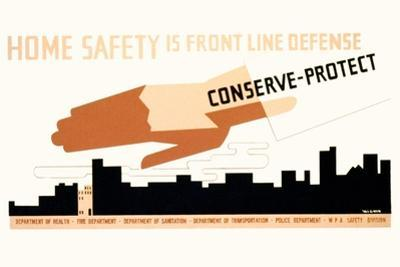Conserve - Protect
