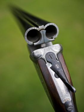 England, a Side-By-Side 12 Bore Shotgun Made by Premier English Gunsmiths James Purdey and Sons by John Warburton-lee