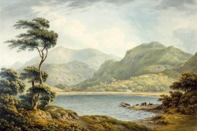 The Upper End of Coniston Lake, Lancashire, 1801