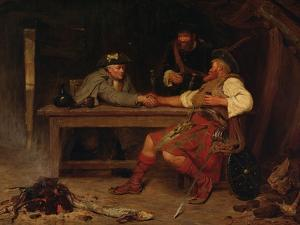 For Better or Worse - Rob Roy and the Baillie, 1886 by John Watson Nicol