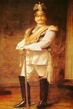 Kaiser Wilhelm II, Emperor of Germany by John Watson Nicol