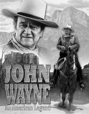 John Wayne American Legend Movie