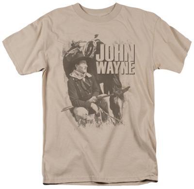 John Wayne - In The West
