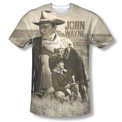 John Wayne - Stoic Cowboy