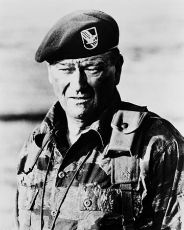 John Wayne, The Green Berets (1968)