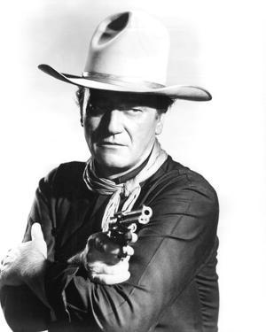 John Wayne, The Man Who Shot Liberty Valance (1962)