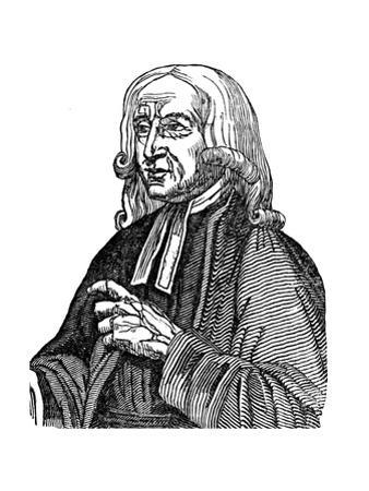 John Wesley, 18th Century English Non-Conformist Preacher, 1832