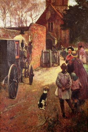 A Village Wedding by John White