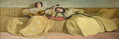 Panel for Music Room, 1894