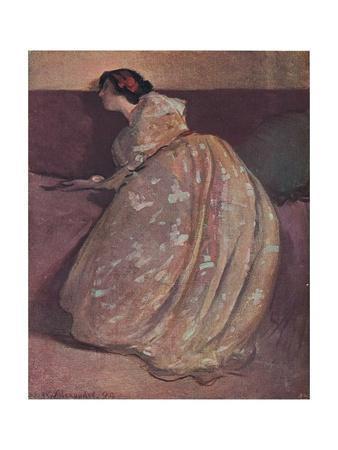 'The Divan', c1900