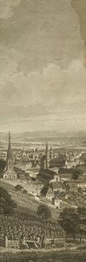 Pastoral Panorama II by John Wiek
