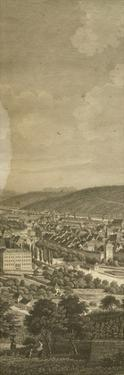 Pastoral Panorama III by John Wiek