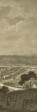 Pastoral Panorama IV by John Wiek