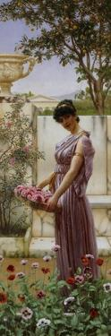 The Flowers of Venus, 1890 by John William Godward