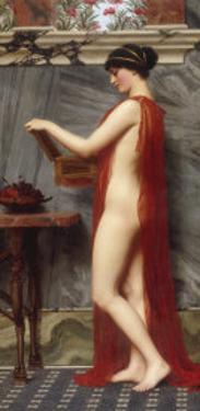 The Jewel Box, 1905 by John William Godward