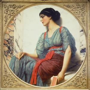 The Love Letter by John William Godward