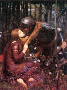 Belle Dame sans Merci by John William Waterhouse