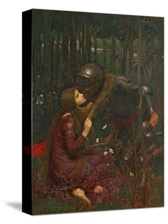 La Belle Dame Sans Merci, 1893 by John William Waterhouse
