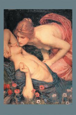 The Awakening of Adonis by John William Waterhouse