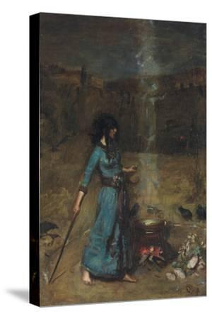 The Magic Circle, 1886 by John William Waterhouse