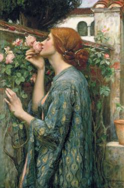 The Soul of the Rose, 1908 by John William Waterhouse