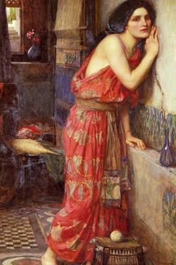 Thisbe, 1909 by John William Waterhouse