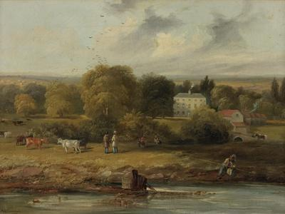 Landscape with a Country House, 1838