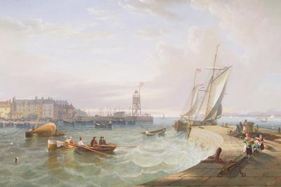 The Harbour at Hartlepool
