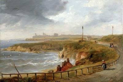 Tynemouth from Cullercoats