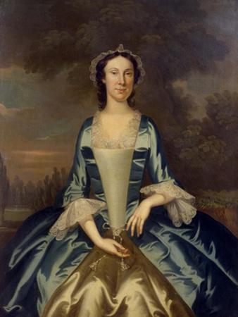 Mrs. William Walton (1708-86), C.1750