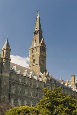 Georgetown University Campus, Washington, D.C., United States of America, North America by John Woodworth