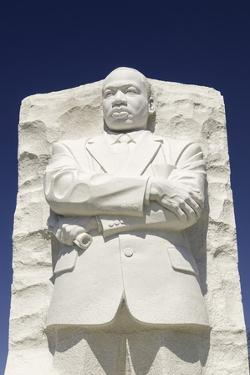 The Martin Luther King Memorial by John Woodworth