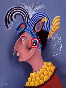 Fantasia De Los Mayas, 1999 by John Wright