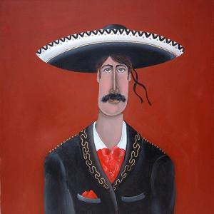 The Mariachi by John Wright