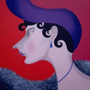 Women in Profile Series, No. 13, 1998 by John Wright