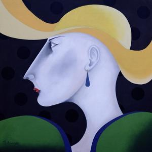 Women in Profile Series, No.19, 1998 by John Wright