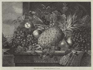 Prize Fruit Grown at Blenheim by John Wykeham Archer