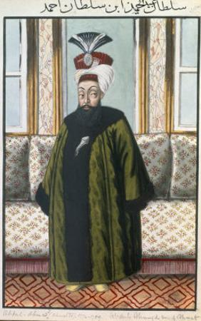 Abdul Hamid I by John Young