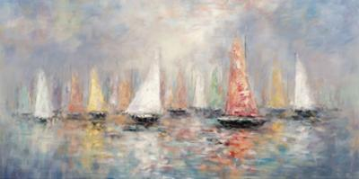 Colored Sails by John Young
