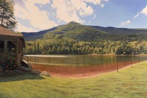 Equinox Pond I by John Zaccheo