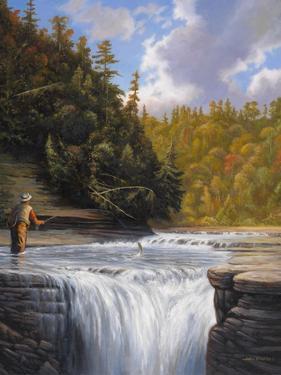 Fishing by John Zaccheo